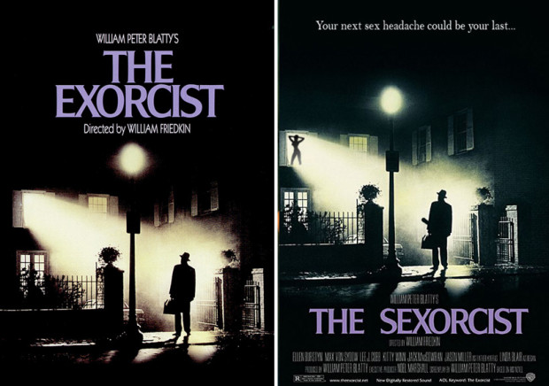 Vymítač ďábla (The Exorcist) / The Sexorcist