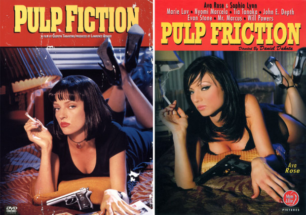 Pulp Fiction / Pulp Friction